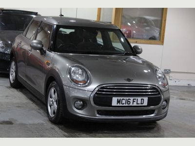 MINI Hatch Hatchback 1.5 One D (s/s) 5dr