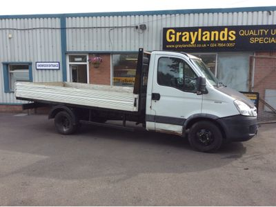 Iveco Daily Chassis Cab 3.0 TD 35C15 LWB Chassis Cab 2dr