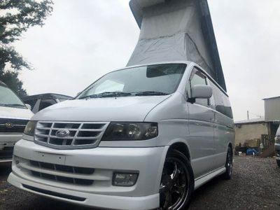 Mazda BONGO AERO AFT 4 BERTH BRAND NEW HIGH QUALITY Unlisted SIDE CAMPER CONVERSION RUST FREE FRESH IMPORT LOW MILES 61K