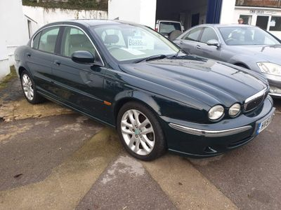 Jaguar X-Type Saloon 3.0 V6 SE (AWD) 4dr