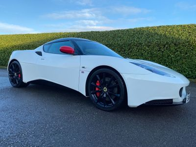 Lotus Evora Coupe 3.5 VVT-i V6 Sports Racer 2+2 Coupe 2dr
