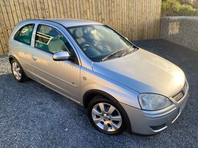 Vauxhall Corsa Hatchback 1.2 i 16v Breeze 3dr (a/c)
