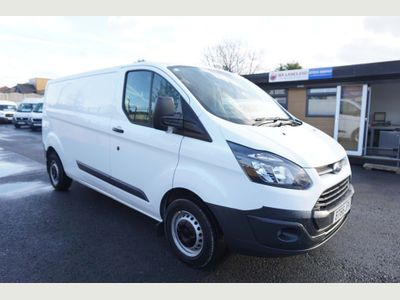 Ford Transit Custom Panel Van 2.0 TDCi 290 L2H1 5dr