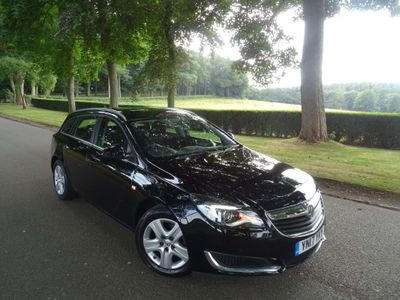 Vauxhall Insignia Estate 1.6 CDTi ecoFLEX Design Nav Sport Tourer (s/s) 5dr