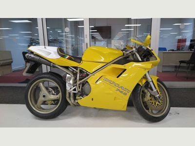 Ducati 748 Sports Tourer 748 SP
