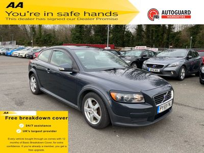 Volvo C30 Coupe 1.6 D DRIVe S 2dr