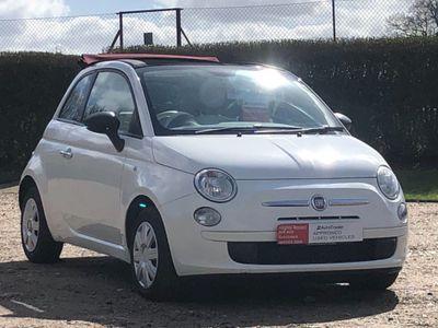 Fiat 500C Convertible 1.2 Pop (s/s) 2dr