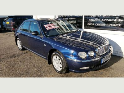 Rover 75 Saloon 2.0 CDT Classic SE 4dr