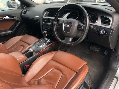 Audi A5 Coupe 2.7 TDI Sport Multitronic 2dr