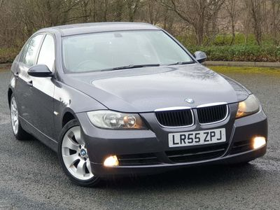 BMW 3 Series Saloon 2.0 320i 4dr