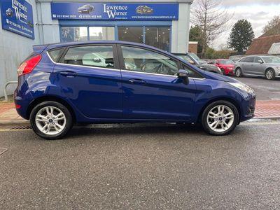 Ford Fiesta Hatchback 1.0 EcoBoost Zetec Powershift 5dr