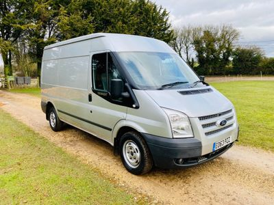 Ford Transit Panel Van 2.2 TDCi 280 Trend Medium Roof M 3dr (EU5, MWB)