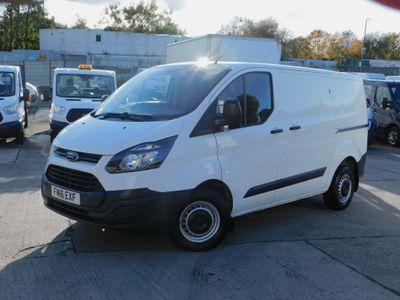 Ford Transit Custom Panel Van 2.2TDCI 105PS L1 H1 LOW MILES F/S/H
