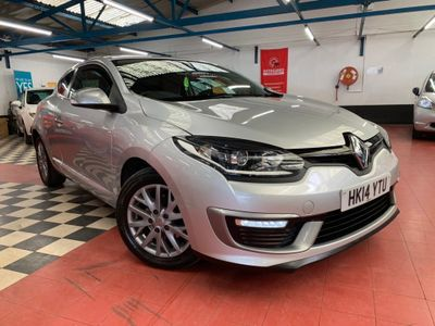 RENAULT MEGANE Coupe 1.5 dCi Knight Edition (s/s) 3dr