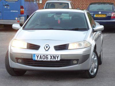 Renault Megane Convertible 1.5 dCi Dynamique 2dr