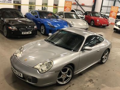 Porsche 911 Coupe 3.6 996 Carrera 2 40th Anniversary 2dr