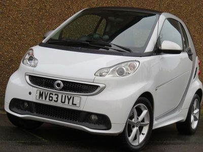 Smart fortwo Coupe 1.0 Turbo Pulse Softouch 2dr