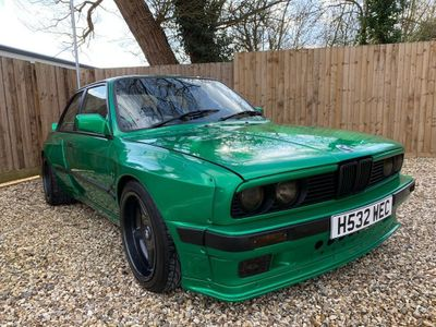 BMW 3 Series Saloon e30 M52B28 2.8 Manual *Newly built Show Car*