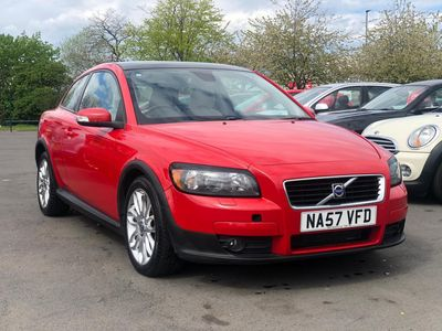 Volvo C30 Coupe 2.4 D5 SE Geartronic 2dr