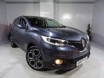 Renault Kadjar SUV 1.2 TCe Dynamique S Nav (s/s) 5dr