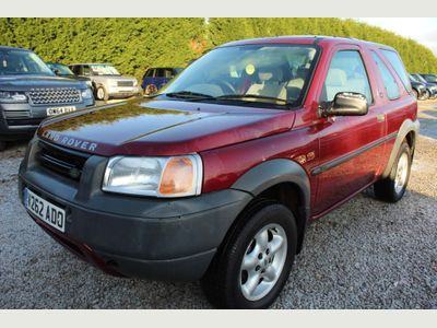 Land Rover Freelander SUV 2.0 di Hard Top 3dr