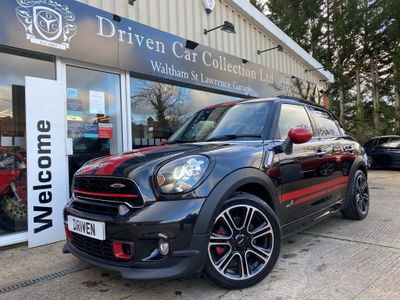 MINI Countryman SUV 1.6 John Cooper Works (Chili) ALL4 (s/s) 5dr