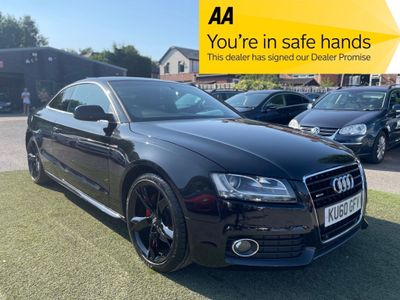 Audi A5 Coupe 3.0 TDI V6 S line Special Edition Tiptronic quattro 2dr