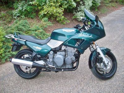 Triumph Sprint 900 Tourer 900 Sports