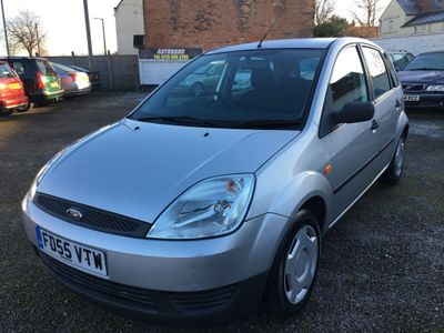 Ford Fiesta Hatchback 1.25 Studio 5dr