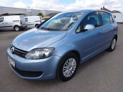 Volkswagen Golf Plus Hatchback 1.6 TDI BlueMotion Tech S 5dr