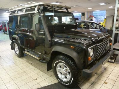Land Rover Defender 110 SUV 2.4 TDi XS 4X4 5dr