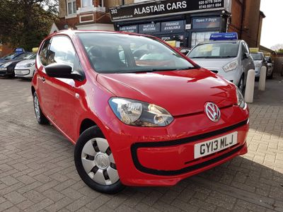 Volkswagen up! Hatchback 1.0 Take up! 3dr