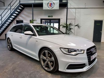 Audi A6 Avant Estate 3.0 TDI Black Edition Multitronic 5dr