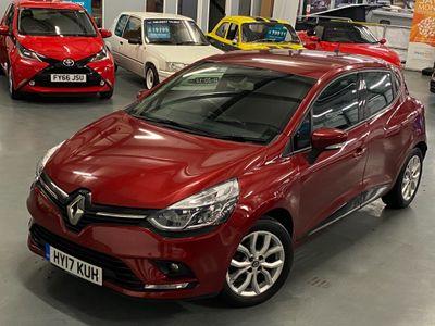 Renault Clio Hatchback 1.2 16V Dynamique Nav 5dr
