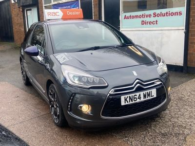 Citroen DS3 Hatchback 1.6 THP DSire Plus 3dr