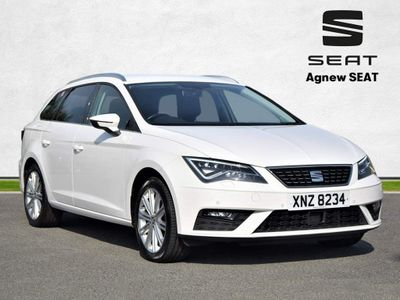 SEAT Leon Estate 2.0 TDI XCELLENCE Technology ST (s/s) 5dr
