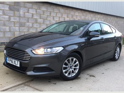 Ford Mondeo Hatchback 2.0 TDCi ECOnetic Style (s/s) 5dr