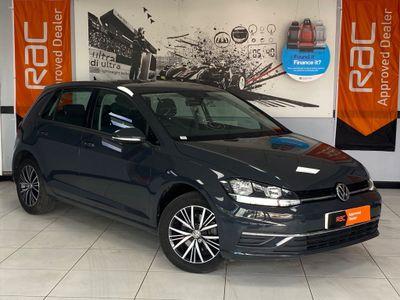 Volkswagen Golf Hatchback 2.0 TDI SE (s/s) 5dr