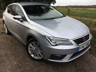 SEAT Leon Hatchback 1.4 EcoTSI XCELLENCE Technology DSG (s/s) 5dr