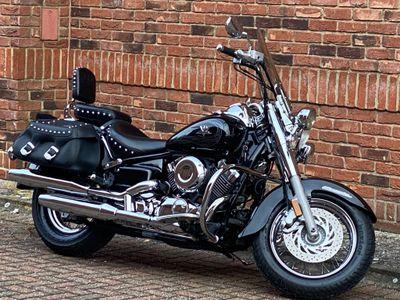 Yamaha XVS650 Custom Cruiser 650 Drag Star