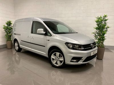 Volkswagen Caddy Maxi Panel Van 2.0 TDI C20 BlueMotion Tech Highline DSG EU6 (s/s) 6dr