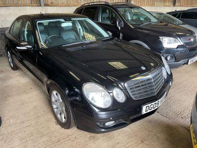 Mercedes-Benz E Class Saloon 2.1 E220 CDI SE (Executive) 4dr