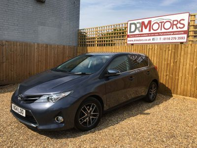 Toyota Auris Hatchback 1.4 D-4D Icon+ (s/s) 5dr
