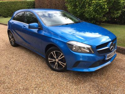 Mercedes-Benz A Class Hatchback 1.6 A180 SE (Executive) (s/s) 5dr