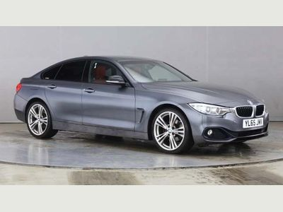 BMW 4 Series Gran Coupe Saloon 2.0 420d Sport Gran Coupe (s/s) 5dr