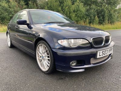 BMW 3 Series Saloon 2.9 330d Sport 4dr
