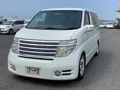 Nissan Elgrand MPV 3.5 petrol automatic Highway Star 8 seat