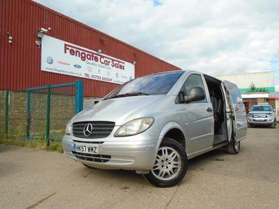 Mercedes-Benz Vito Panel Van 2.1 111CDI Dualiner Basic Long Panel Van LWB 5dr