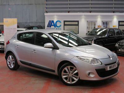 Renault Megane Hatchback 1.9 dCi I-Music 5dr