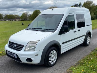 Ford Transit Connect Panel Van 1.8 TDCi T230 Trend H/Roof Panel Van LWB 4dr